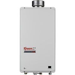 Rheem Continuous Flow gas water heater