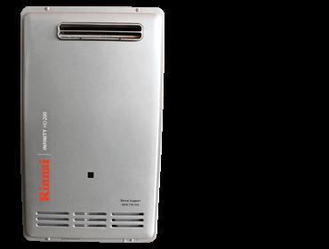 Rinnai INFINITY HD200 External