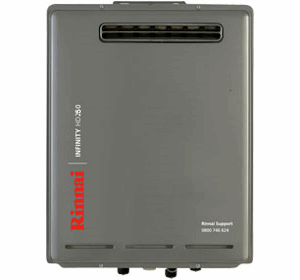 Rinnai INFINITY HD250 External