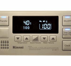 Rinnai Bathroom controller