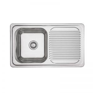 mercer Kitchen sink with drainer