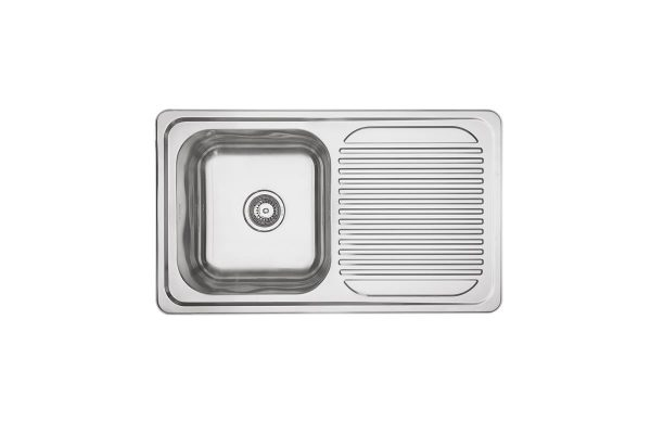 mercer Kitchen sink with drainer