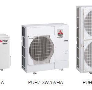 ECODAN- PUHZ-SW Outdoor Units